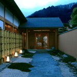luxury ryokan Gora Kadan in Hakone Japan