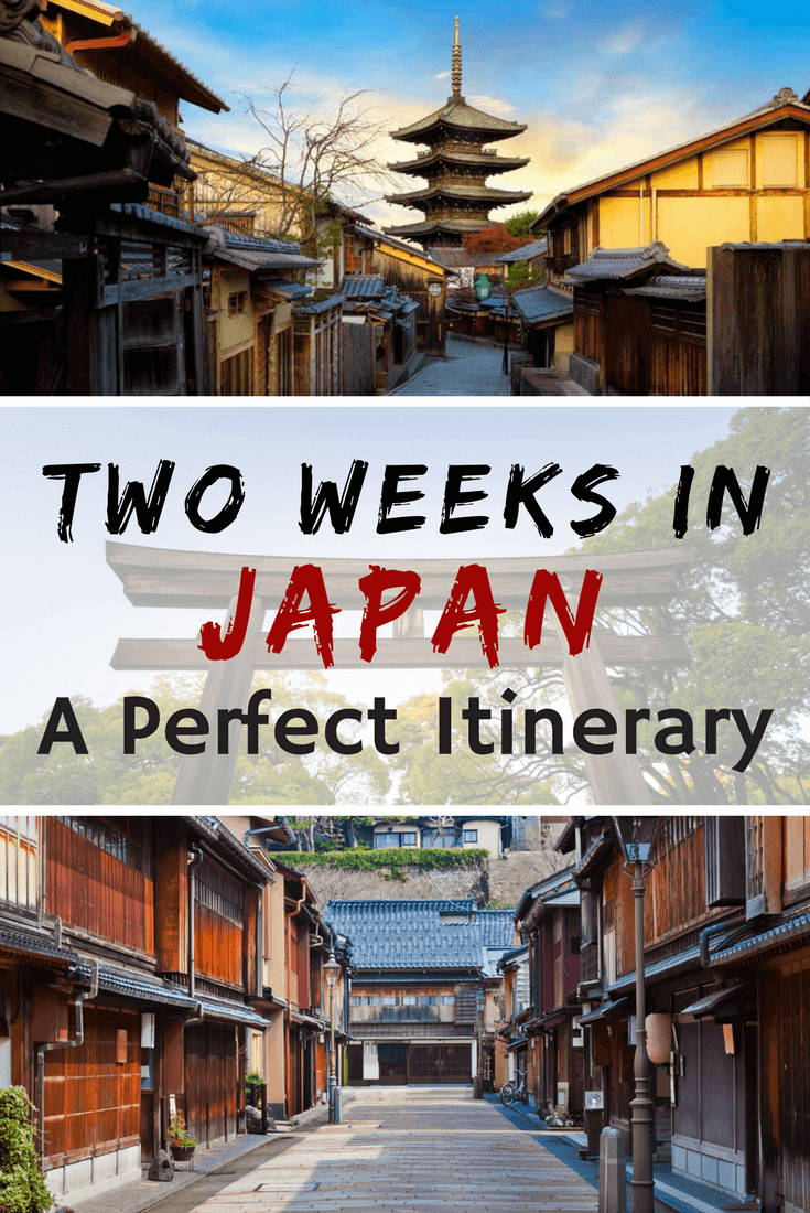 Take a look at what could be the perfect Japan trip itinerary for you - spanning 2 weeks and a mix of destinations and amazing experiences.