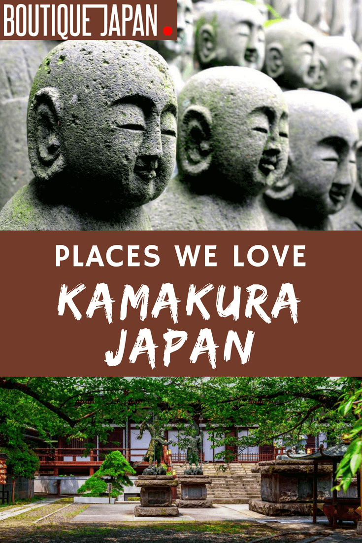 Just outside Tokyo, the historic seaside town of Kamakura is perfect for a day trip or weekend full of beautiful temples, scenic hikes, and local charm.